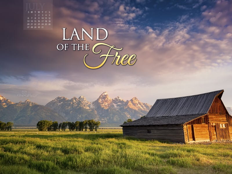 July 2014 - Land of the Free