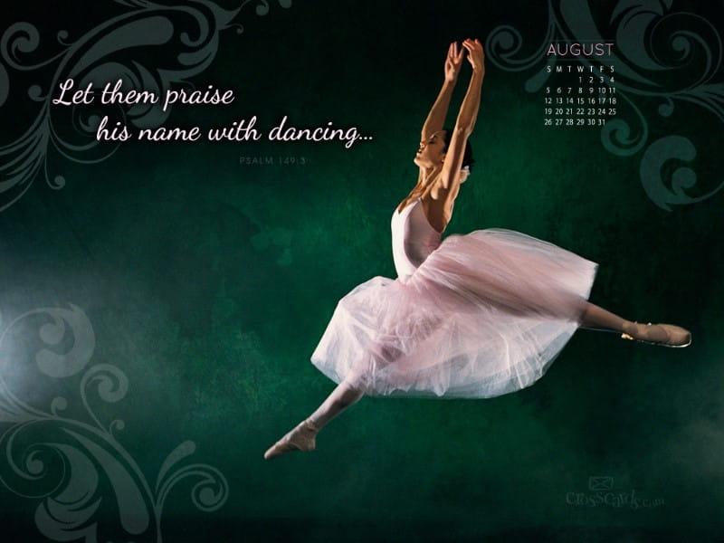 August 2012 - Dancing