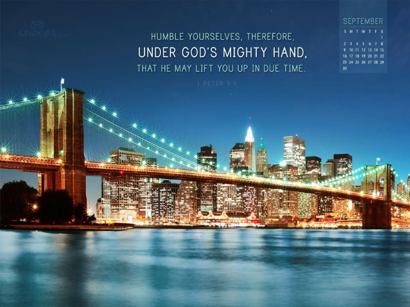 Sept. 2012 - Mighty Hand