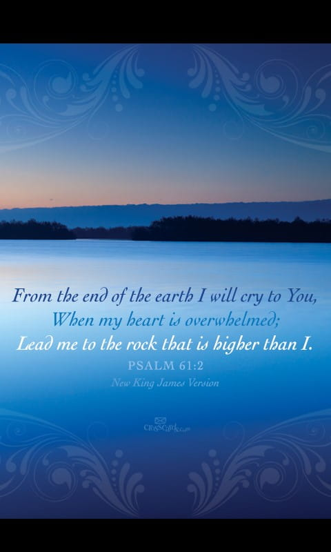 Sept 2013 - Psalm 61:2 Desktop Calendar- Free September ...