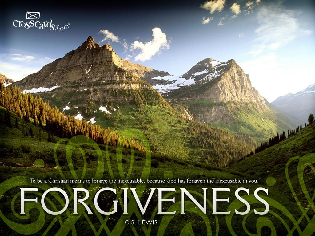 Forgiveness wallpaper free nature desktop backgrounds - Crosscards christian wallpaper ...