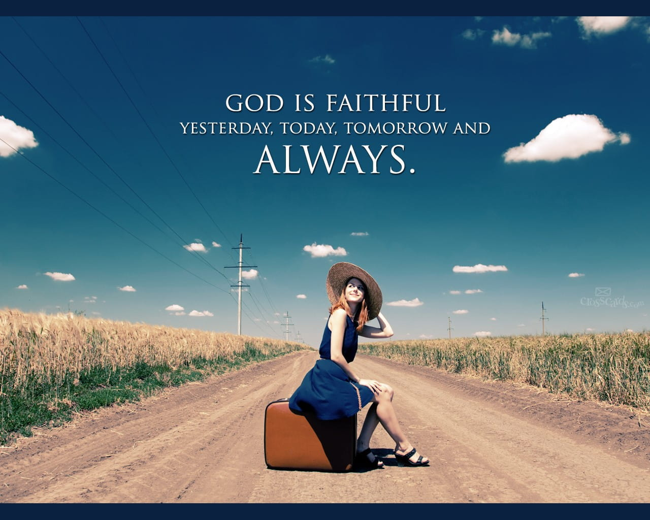 Faithful god wallpaper free landscapes desktop backgrounds - Crosscards christian wallpaper ...
