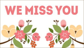 Free I Miss You eCards - eMail Personalized Christian ...
