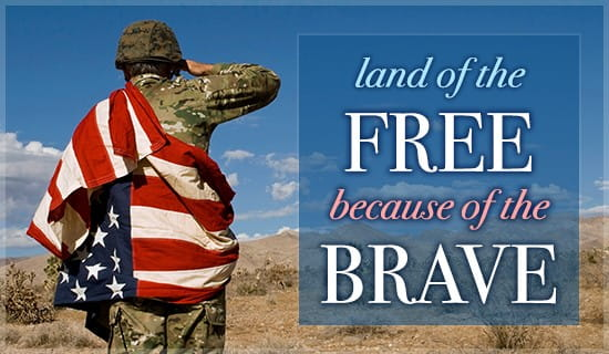 Free and Brave