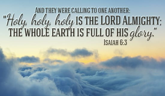 Image result for isaiah 6