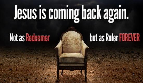 Jesus is COMING BACK! eCard - Free Facebook eCards ...