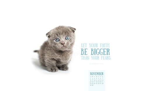 November 2015 - God Bigger Than Fears