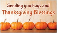 Hugs and Blessings