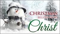 Christmas Christ