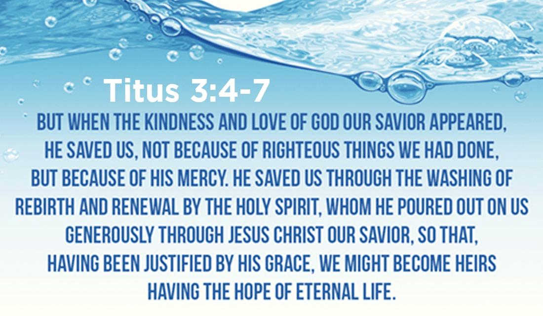 Résultats de recherche d'images pour «Titus 3:4»
