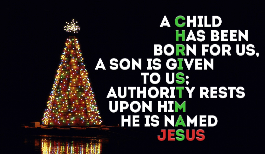 Jesus Is What Christmas Is All About! ECard