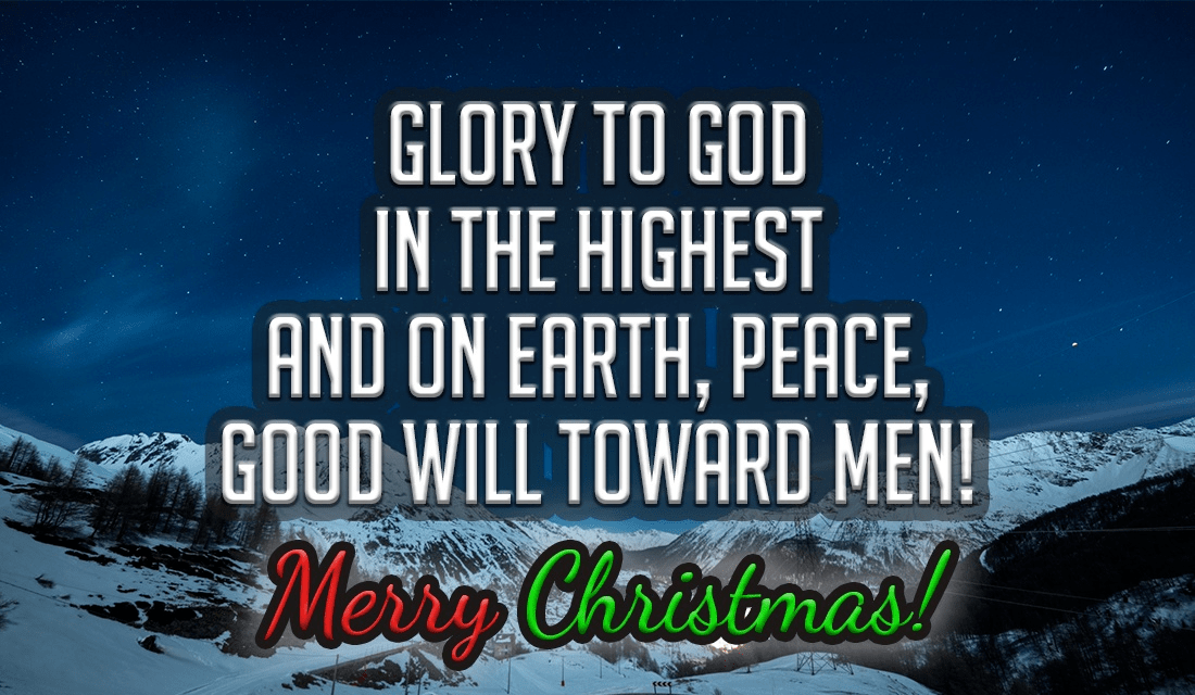I Hope You Have A Wonderful Christmas! Share The Good Will With Someone  Today.