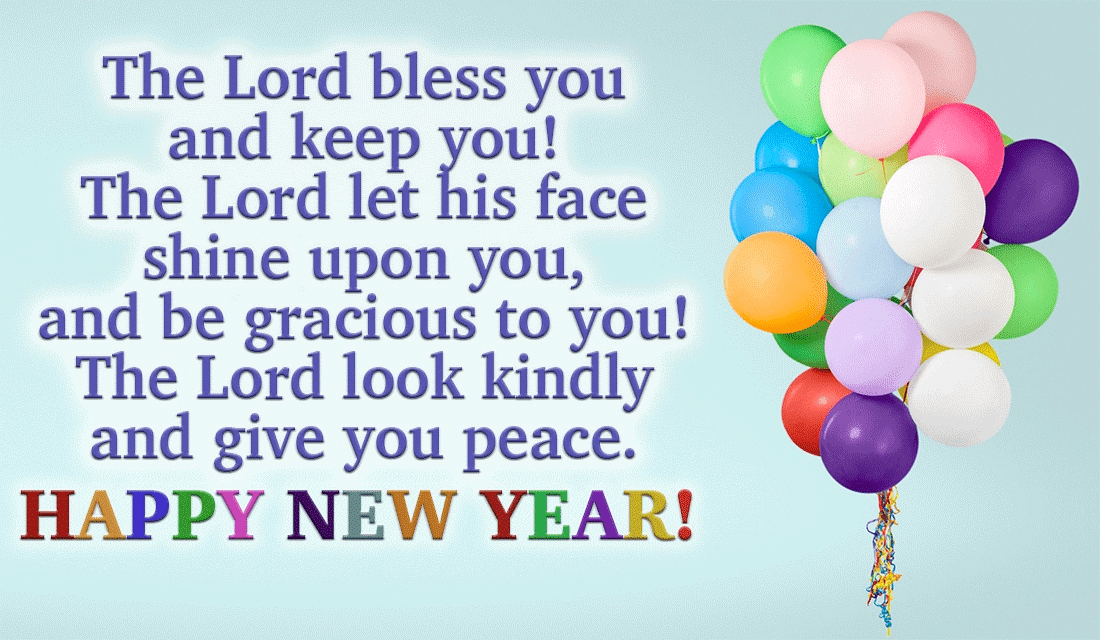May this next year be a party and a blessing to you! eCard ...