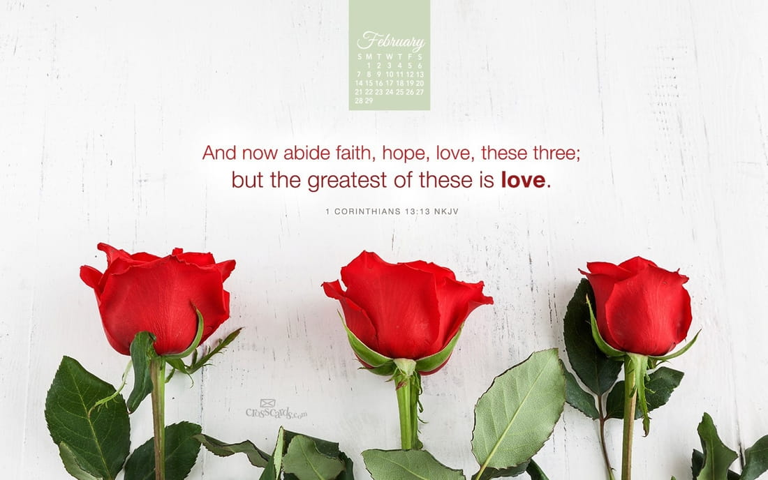 February 2016 - Faith Hope Love