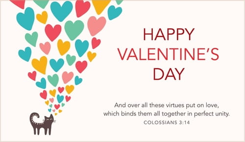 Put On Love - Colossians 3:14