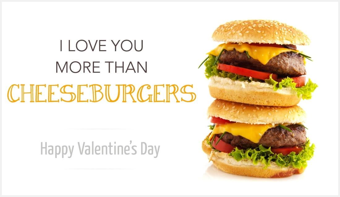 More Than Cheeseburgers