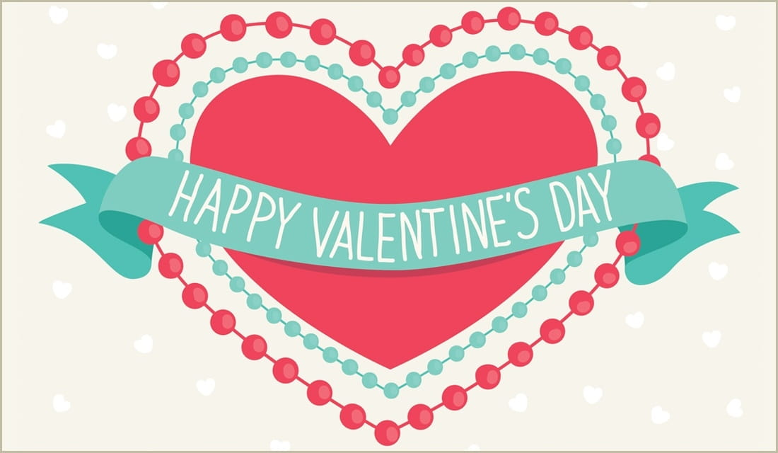 Free Happy Valentines Day eCard eMail Free Personalized – Free Valentines Day Cards to Email