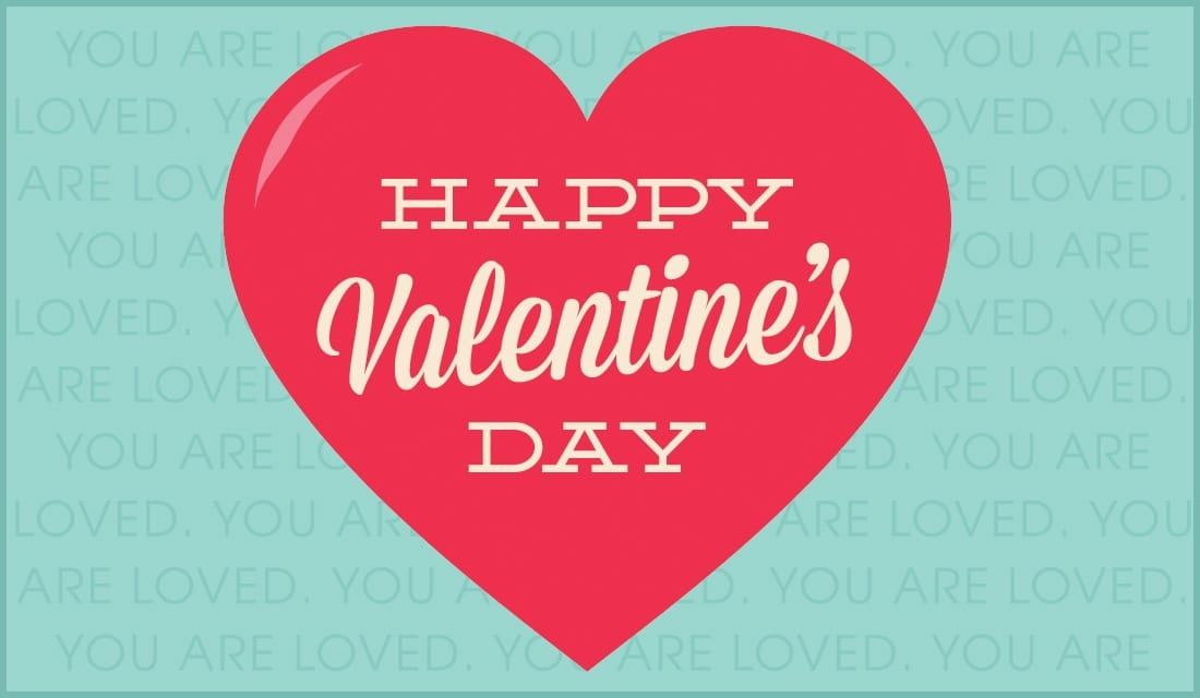 Free Happy Valentines Day eCard eMail Free Personalized – Free Valentines Day E Card