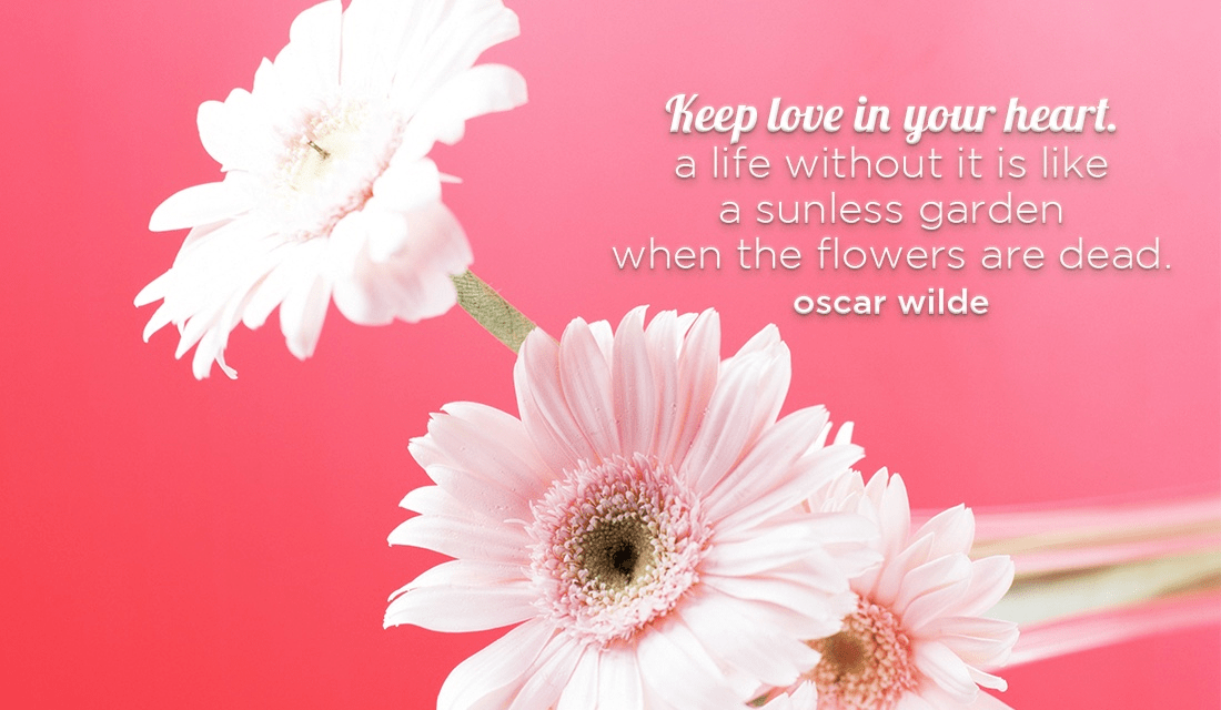 Keep Love in your Heart, Always