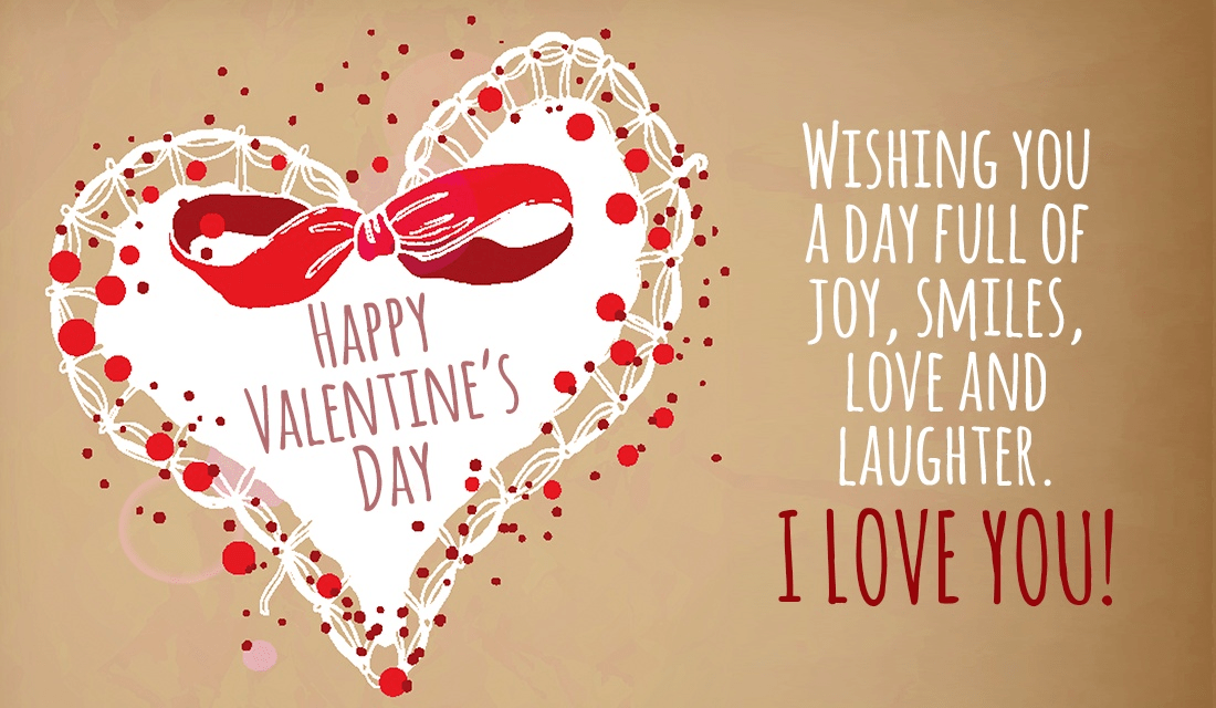Happy Valentines Day Love you eCard Free Facebook eCards – Valentines Day Online Cards Free