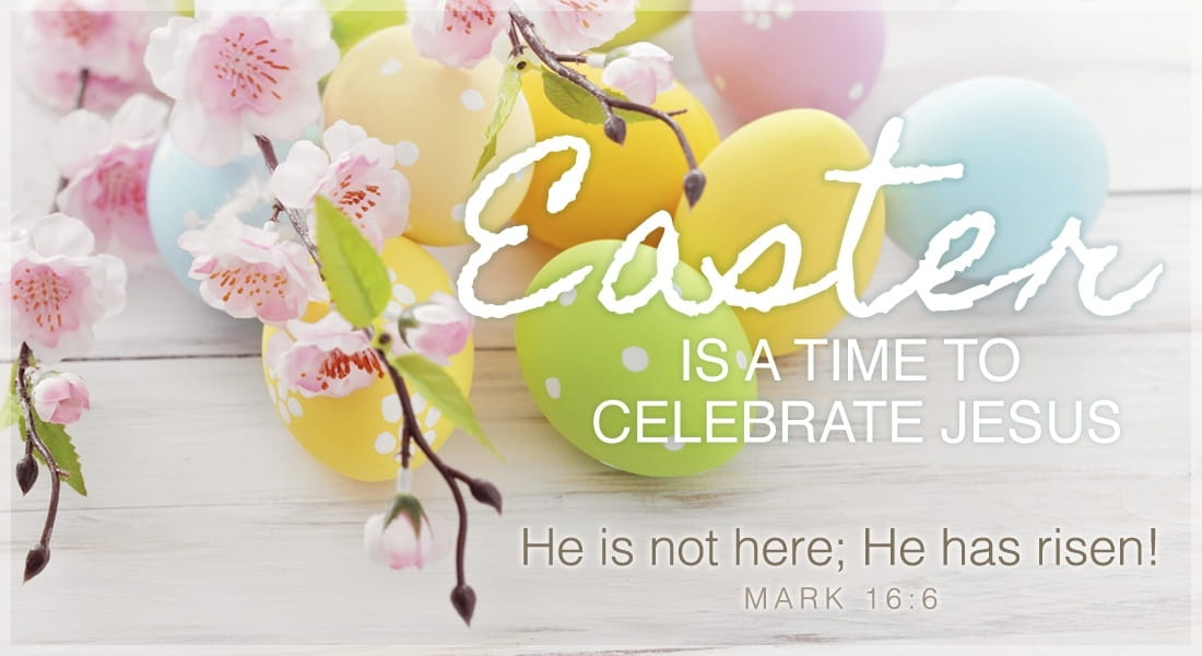 Easter cards by email