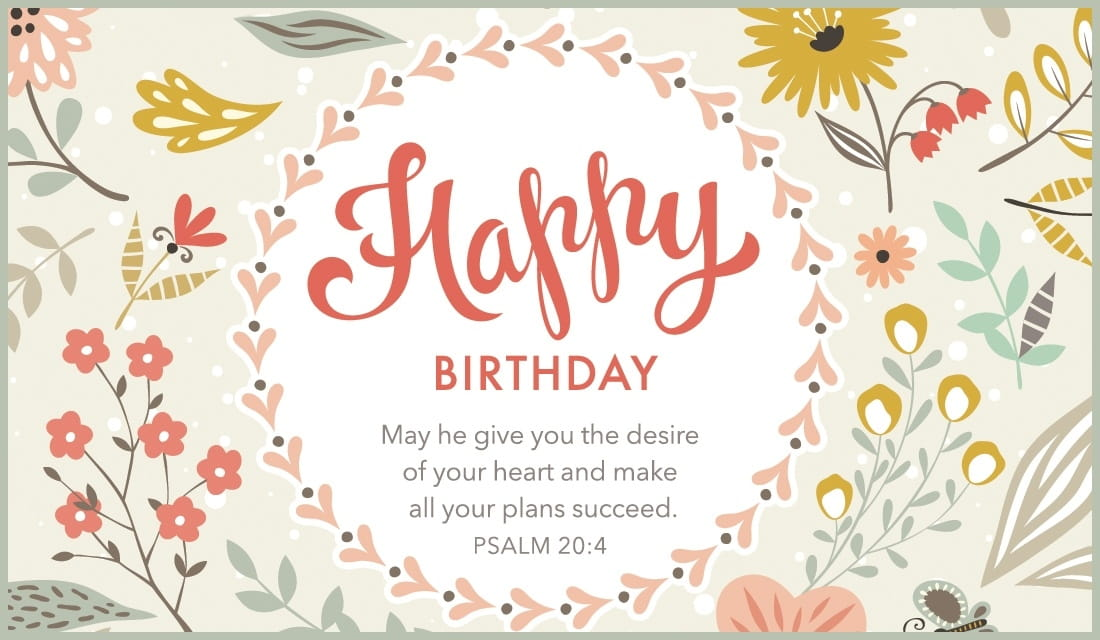 Christian Happy Birthday Cards – gangcraft.net