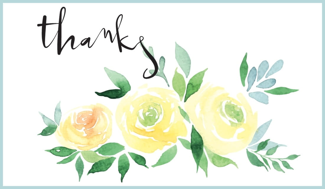 Free Thank You Ecards - Email Personalized Christian Cards Online
