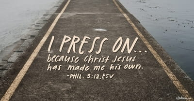 A Prayer to Press On - Your Daily Prayer - January 13, 2017