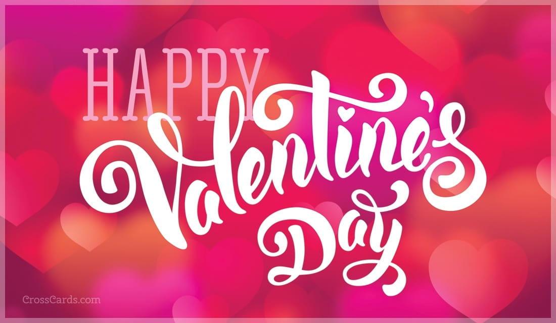 Valentines Day eCards Beautiful Free eMail Greeting Cards Online – Valentines Card Image