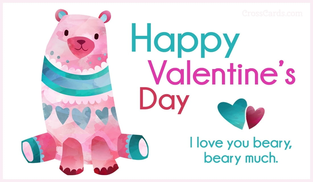 Valentines Day eCards Beautiful Free eMail Greeting Cards Online – Greeting Cards of Valentine Day