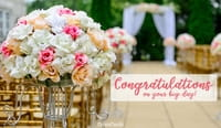 Congratulations on Your Big Day!