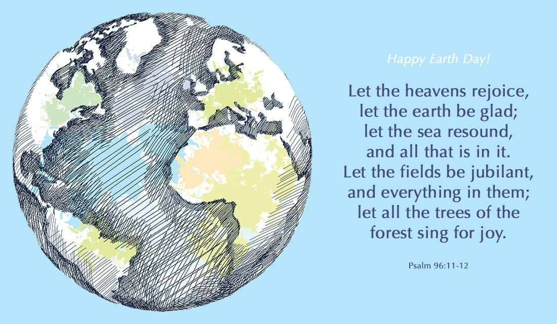 Happy Earth Day! (4/22)