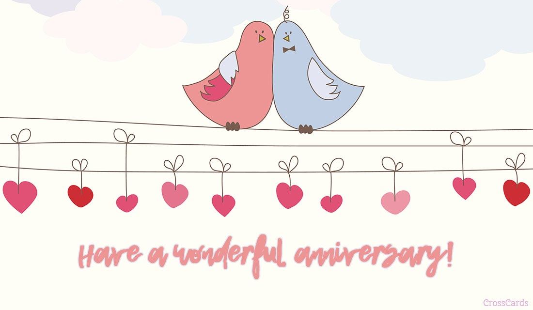 Have a Wonderful Anniversary!
