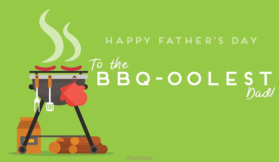 BBQ-oolest Dad