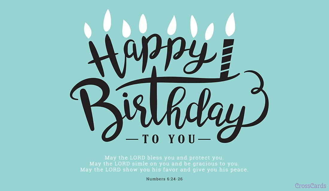 Free happy birthday to you ecard email free personalized - Crosscards free ecards ...