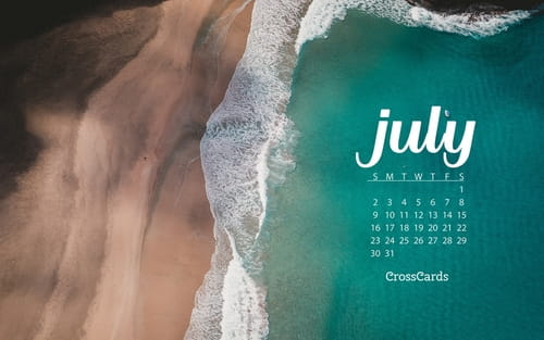 July 2017 - Beach