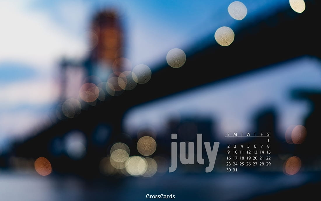 July 2017 - City Lights