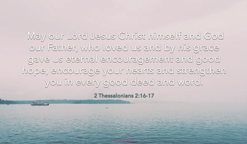 Encourage Your Hearts