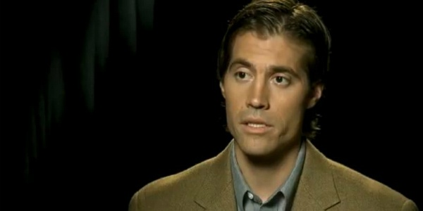 James Foley 2011