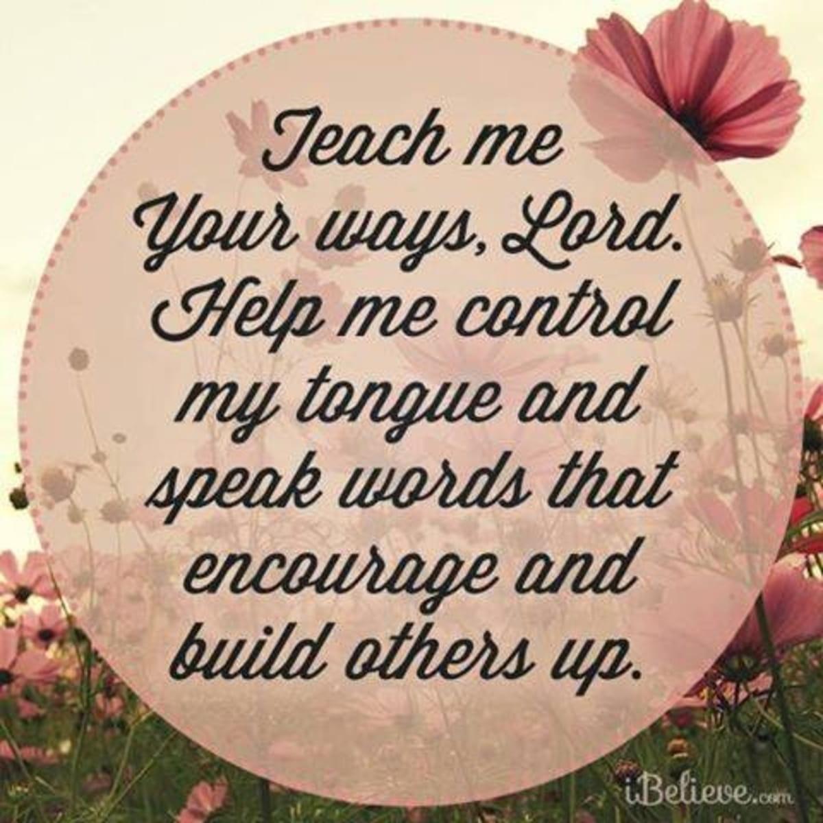 Teach Me Your Ways