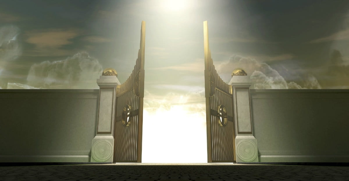 What Gets Me into Heaven? - Encouragement for Today - January 28, 2015