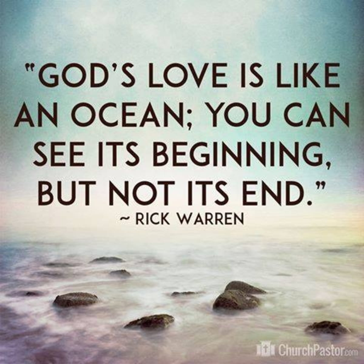 Quotes About The Ocean And Love: Love Like An Ocean