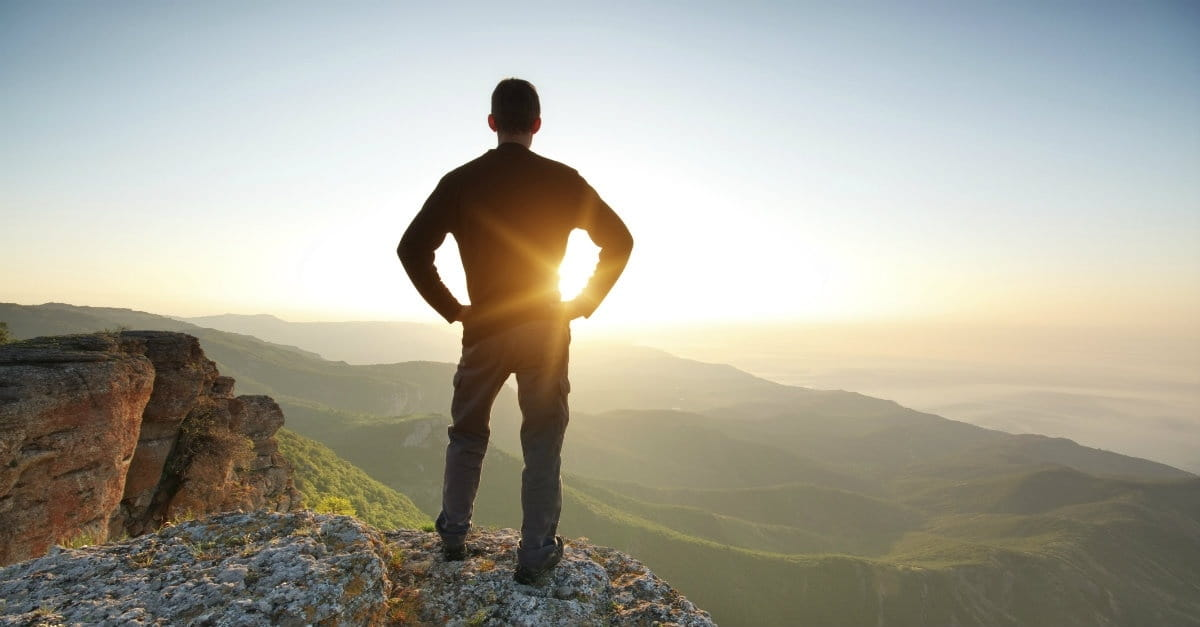 How to be Confident in God