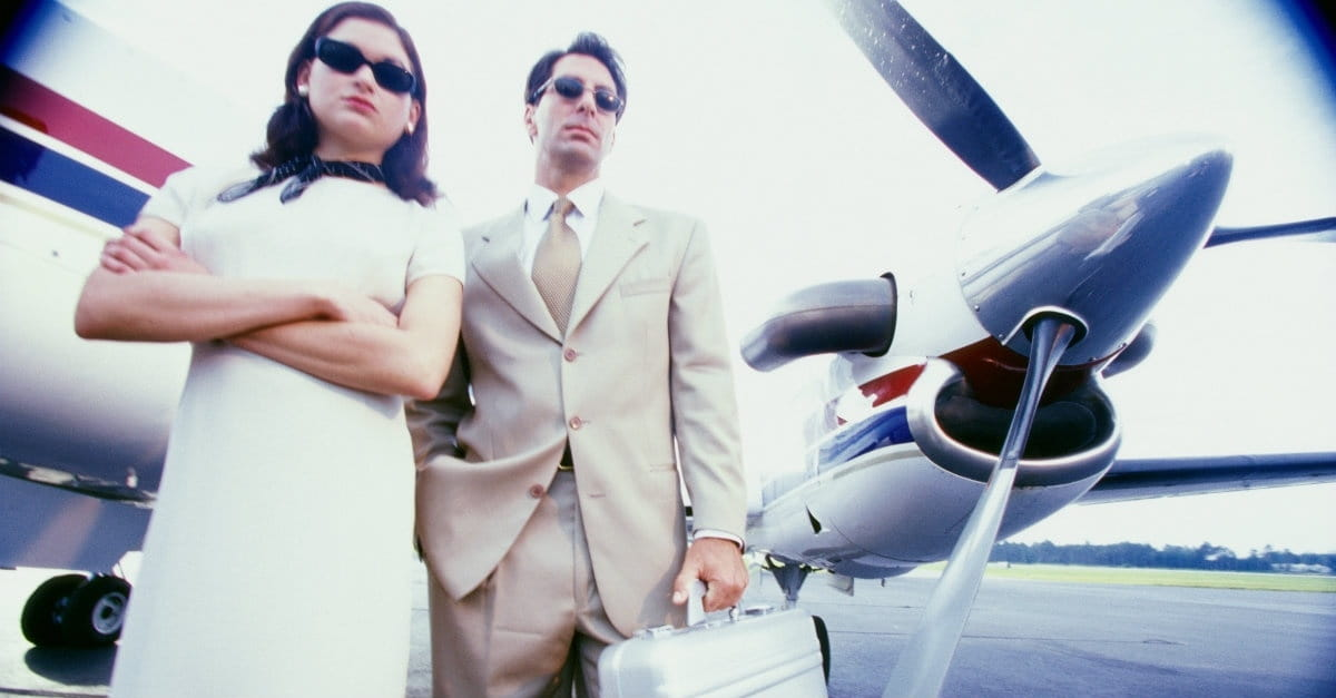 5 Reasons a Televangelist Needs a Private Plane