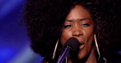 54 Year Old Sings Alabaster Box and Blows the Judges Away on the X-Factor