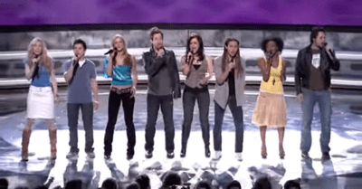Powerful American Idol Performance of Shout To The Lord