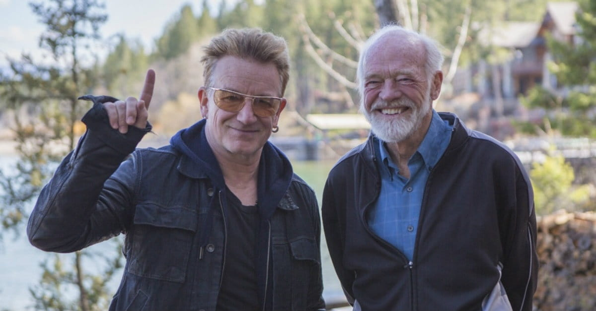 What You Need to Know about the Bono-Peterson Interview