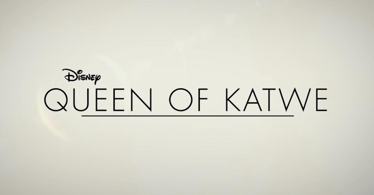 Disney's Queen of Katwe - Official Trailer