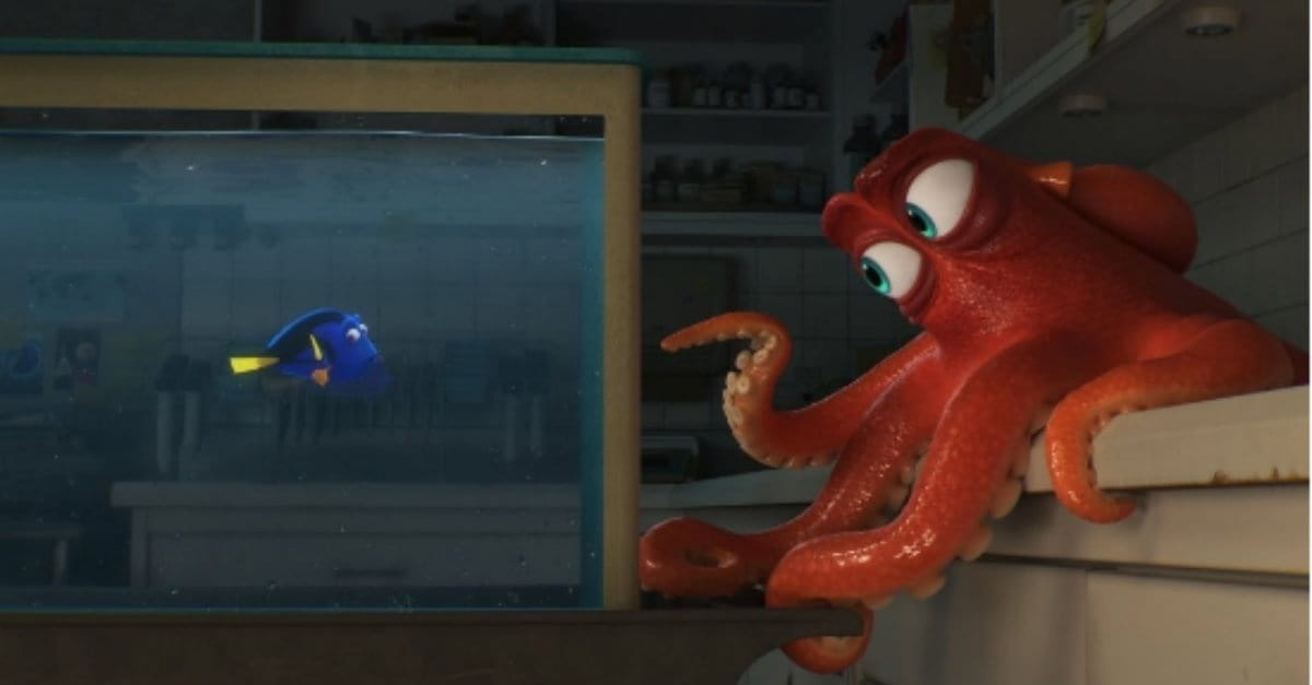 <i>Finding Dory</i> a Worthy Nemo Sequel