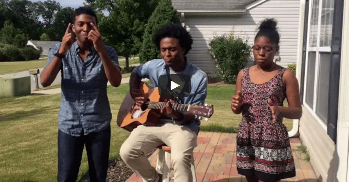 'Good Good Father' Cover Will Have You Saying AMEN!